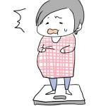体重の増加が著しい_(:3」∠)_