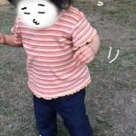 娘が靴を履いて歩けるようになりました!