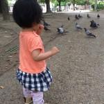 江坂公園に行ってきました~♪