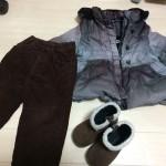 リサイクル子供服『AKIRA』で冬服50%OFFでゲット