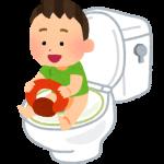 上の娘が急にトイレができるようになりました。